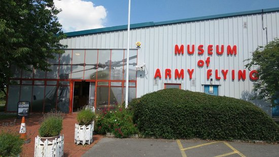 ‪Army Flying Museum‬