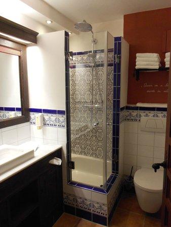 Hôtel El Andaluz : la salle de bain