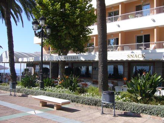 Hotel Balcon de Europa: vistas