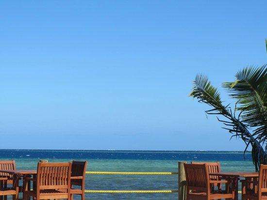 Funky Fish Surf & Beach Resort: View
