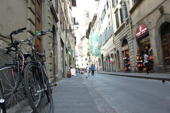 La Prosciutteria : street view