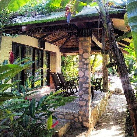 Chan-Kah Resort Village: Our little Cabin