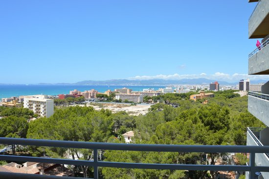 Grupotel Taurus Park: Palma am Tag