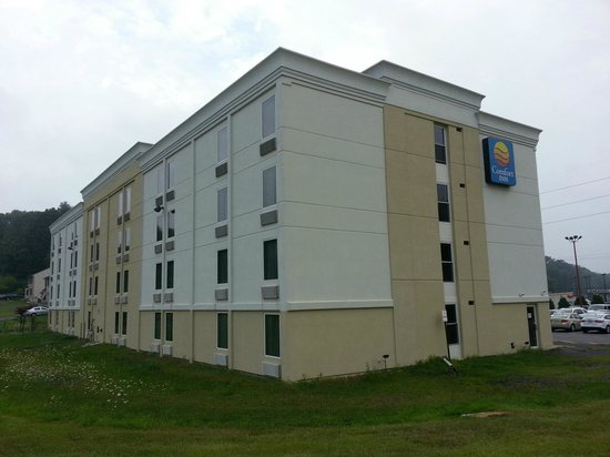 Quality Inn: Exterior of the Hotel