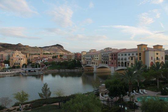 Aston MonteLago Village Resort: View from balkony