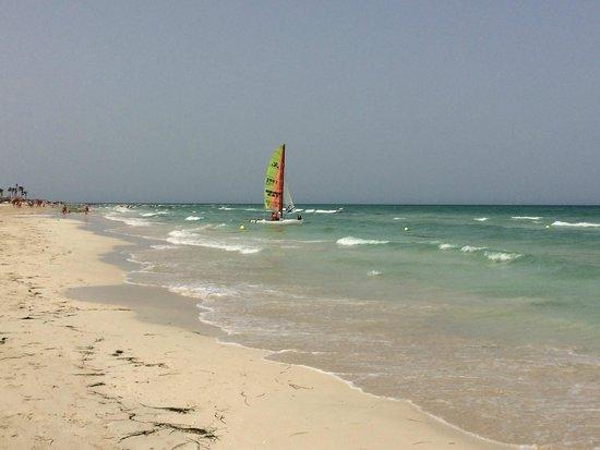 Vincci Helios Beach : mare...