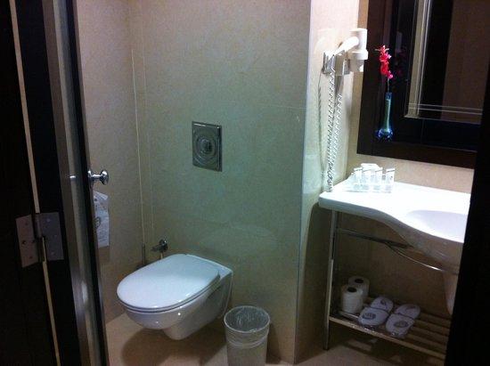 Limak Atlantis Deluxe Hotel & Resort: Toilette