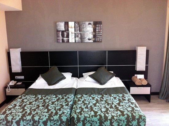 Limak Atlantis Deluxe Hotel & Resort: unser Bett