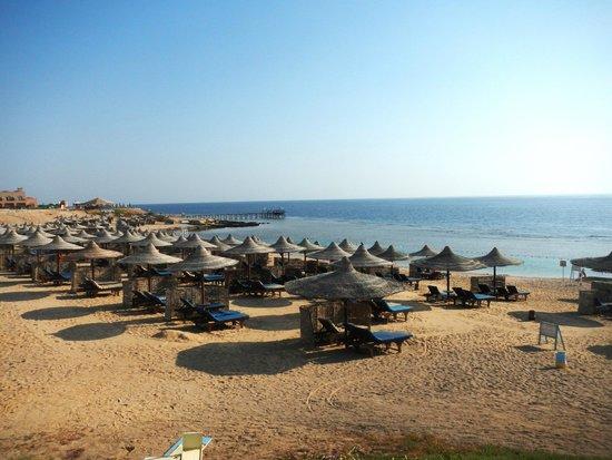 LTI Akassia Beach: Spiaggia