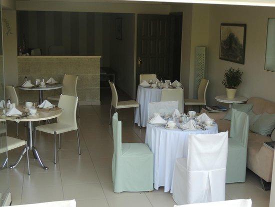 Saint Vlassis Hotel: sala colazione