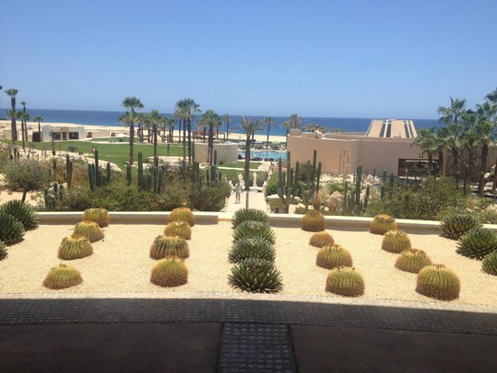 Pueblo Bonito Pacifica Golf & Spa Resort : The view as we arrived