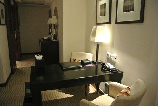 Grosvenor House Dubai : Lounge area