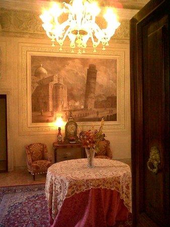 Locanda San Barnaba: Piano Nobili (Lounge)