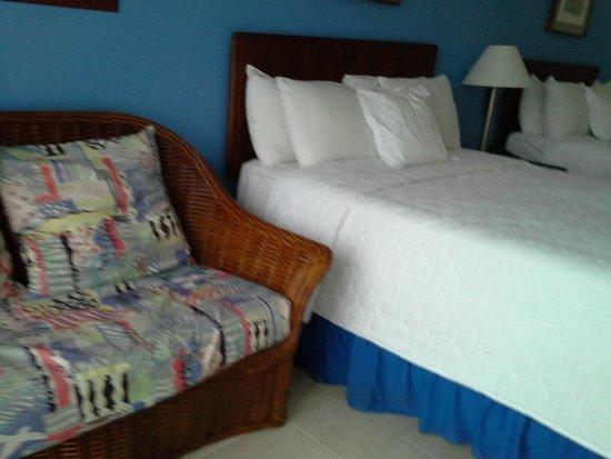 Barcelo Salinas: camas confortables