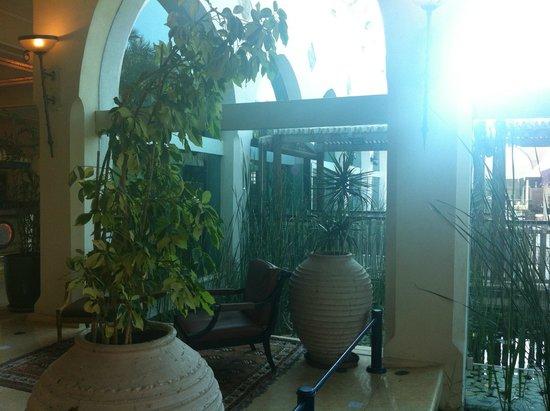 Herods Palace Hotel Eilat: Herods Loby