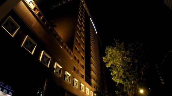 Grand Pacific Hotel : hotel view