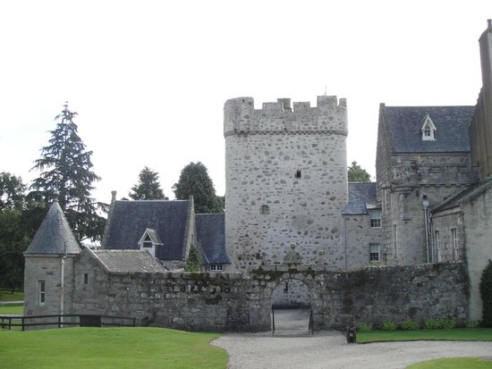 Banchory United Kingdom  City new picture : The Chapel Picture of Drum Castle & Gardens, Banchory TripAdvisor