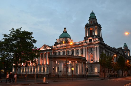 Premier Inn Belfast City Centre (Alfred Street) Hotel : Just a couple of minutes stroll