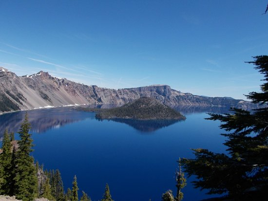 An Evening At Crater Lake Picture Of Crater Lake National Park - 10 cool landmarks in crater lake national park