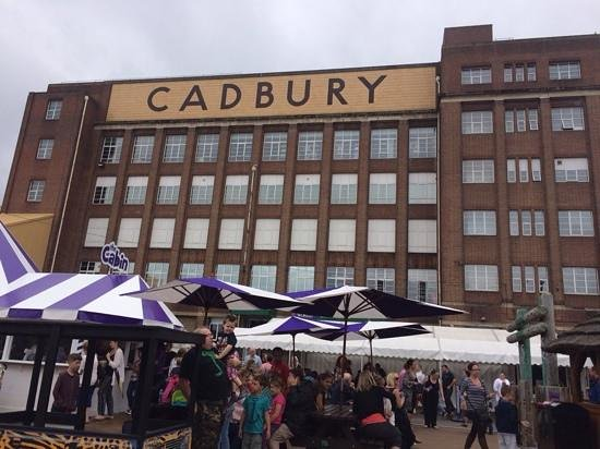 Cadbury World: cadbury