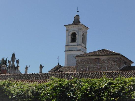 Hotel I Somaschi : church of the monastery-hotel