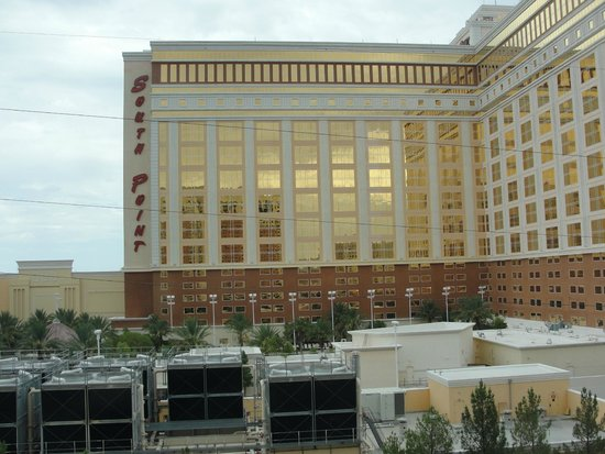 The Grandview at Las Vegas: The South Point Hotel and Casino' Air Conditioning  Plant