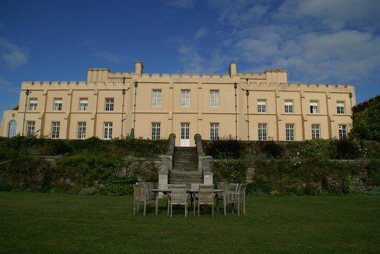Pentillie Castle: Pentilie Castle