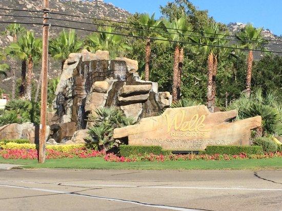 Welk Resort San Diego : Entrance