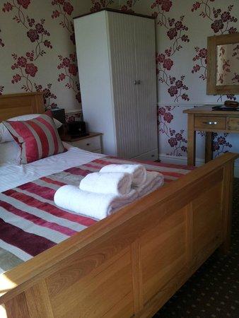 The Angel Inn : Bedroom