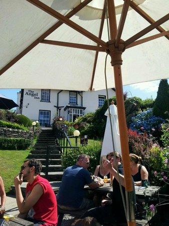 The Angel Inn : Grounds