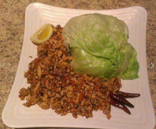 Sayakomarn Restaurant: Sayakomarn's Lettuce Wrap