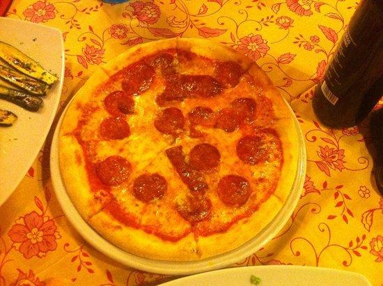 Te Cevena: La pizza
