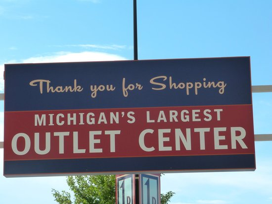 Great Lakes Crossing Outlets: thank you for shopping