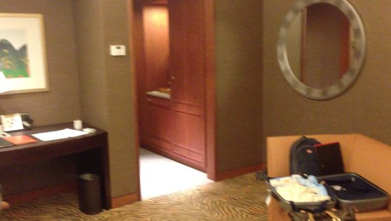 Grand InterContinental Seoul Parnas: La camera