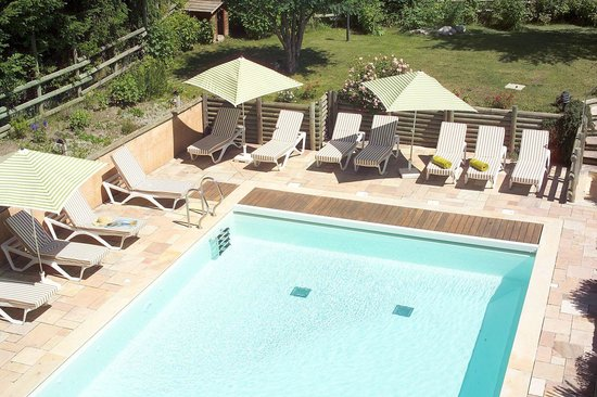 Hotel Alliey Et Spa Piscine
