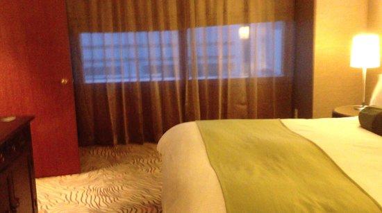 Grand InterContinental Seoul Parnas: Il letto