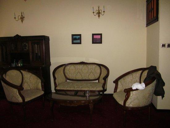 Dwor Polski : Living room