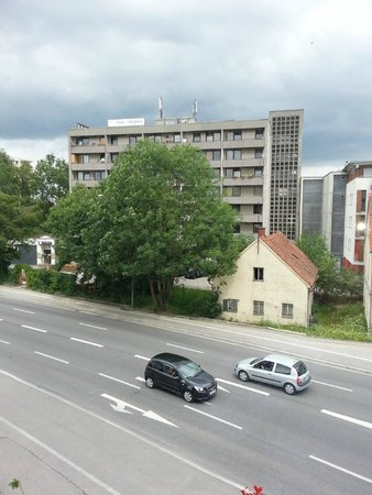Haunstetter Hof: ausblicke