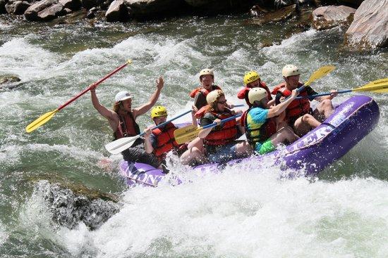 Montana Whitewater Raft Company : rafting