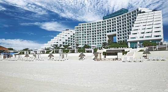 Live Aqua Cancun All Inclusive: From the beach