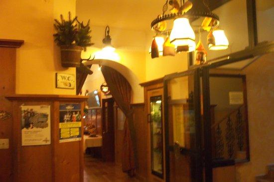Hotel Lebzelter: Lobby