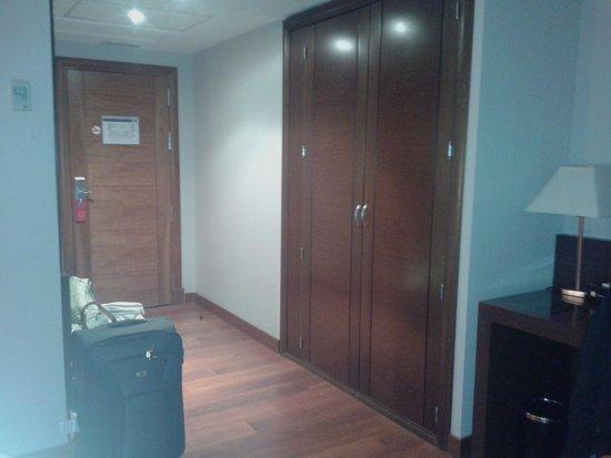 Hotel Clement Barajas: Habitación