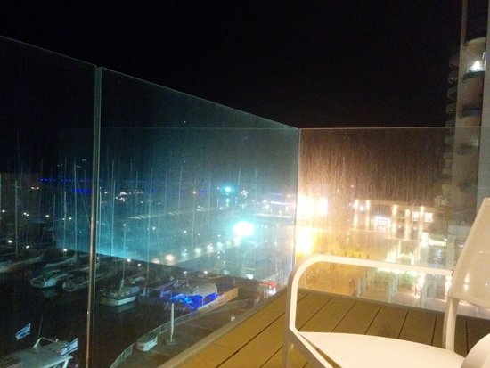 The Ritz-Carlton Herzliya: terrace