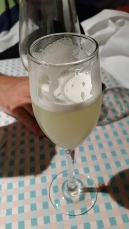 La Tia Rica: pisco sowere