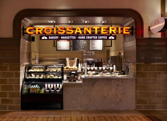 Sands Casino Resort : Croissanterie