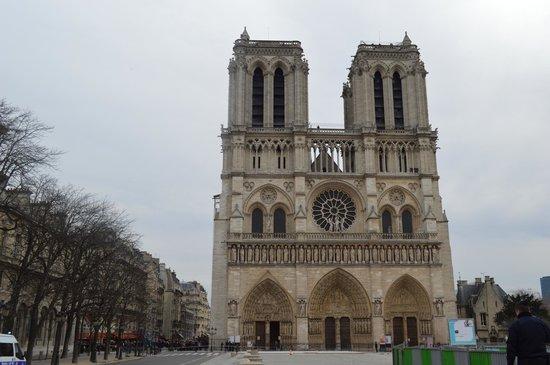 Catedral de Notre Dame: Notre Dame/Paris