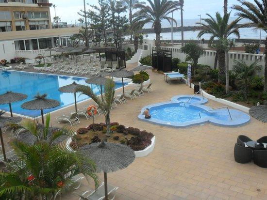 Sol Costa Atlantis : Das Schwimmbad