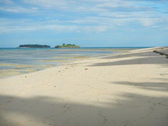 Chapwani Private Island: No crowds on this beach
