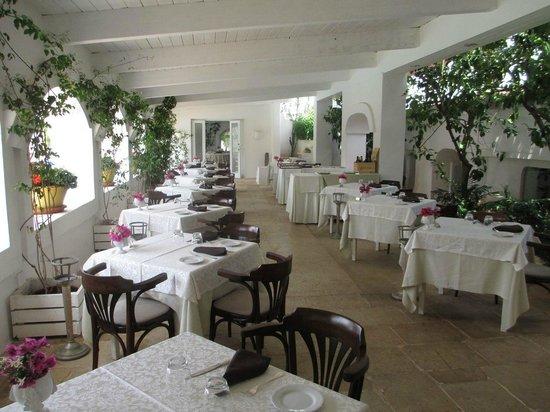 Il Melograno: Salle de petit déjeuner
