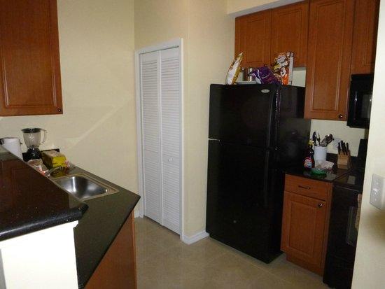 The Point Orlando Resort: kitchen